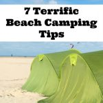7 Terrific Beach Camping Tips