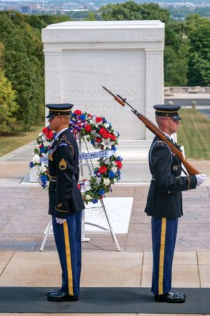 Washington DC Tomb of the Unknown Soldier