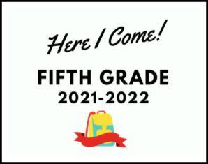 5th Grade 2021