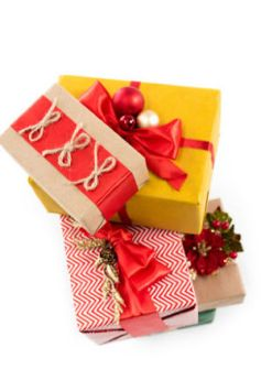 Awesome Christmas Parties Gift Wrapping