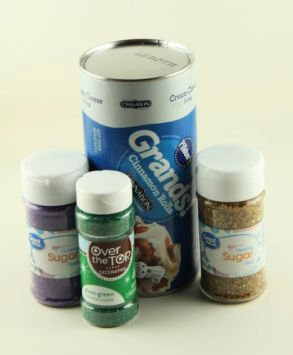 KIng Cake Cinnamon Roll Ingredients