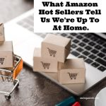 What Amazon Hot Sellers Tell Us We're Up To At Home