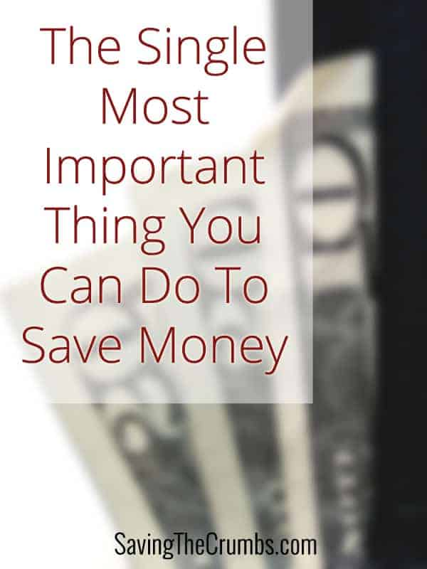 money is the most important thing