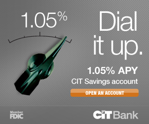 CIT CD Savings Account - Best Rates