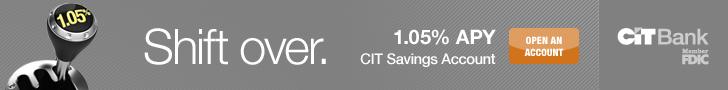 CIT Savings Account