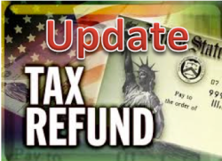 2015 Tax Refund Update Status