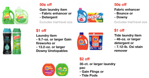 Target: FREE $10 Target Gift Card w/ Purchase of 3 Participating