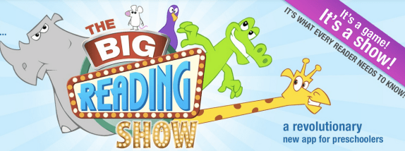 FREE The Big Show Reading App From Hooked on Phonics (New App for