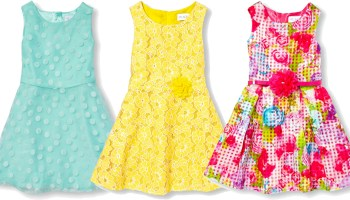 8079d49c The Children's Place: 60% Off Sitewide + Free Shipping = Girl's Easter  Dresses $13.98