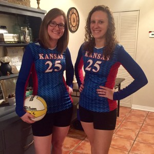 Volleyball Player Costumes