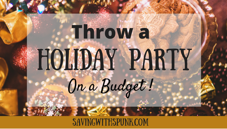 Low Cost Holiday Party Ideas