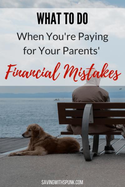 Parent's mistakes