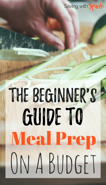 How to meal prep on a budget. Cook once and eat all week, I like that!