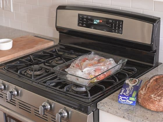 Oven Baked Chicken, Potatoes, & Carrots With Reynolds Oven ...