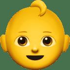 Smiley Bébé - Snapchat