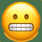 Smiley sourire - Snapchat