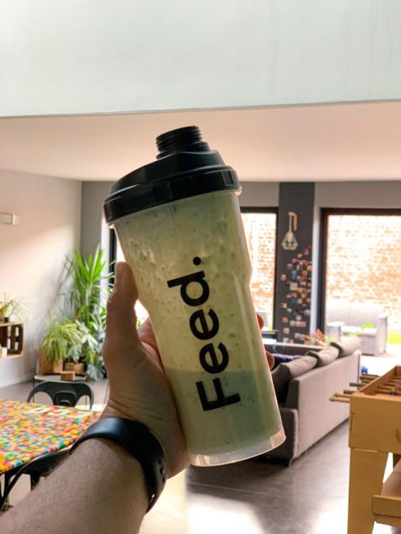 Shaker Feed.