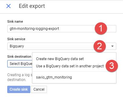 GTM Monitoring using Google Cloud Pixel Tracking - Savio no