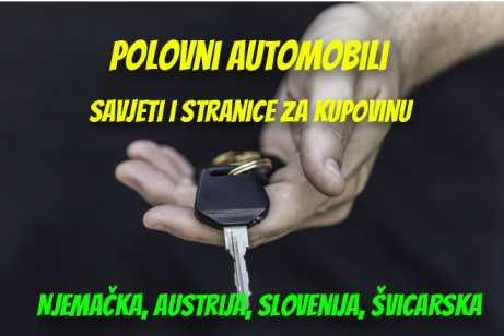 Polovni Automobili I Kako Ih Uvesti Slovenija Njemačka