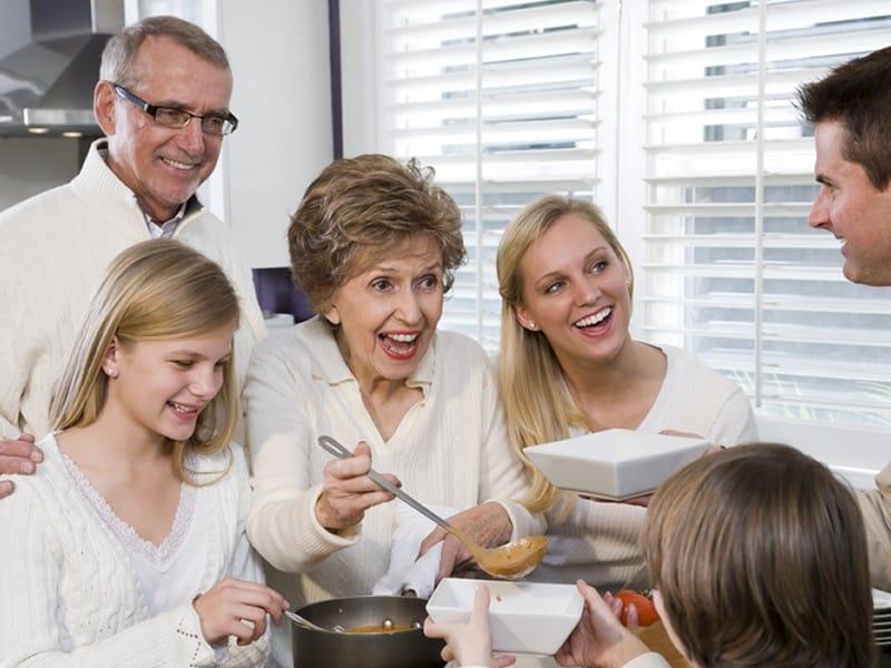 Naučite prihvatiti svoju obitelj