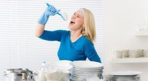 Kako uživati u čišćenju