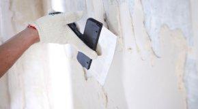 Gletanje rupa i pukotina u zidu – savjeti i postupak
