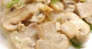 Pečene gljive s krumpirom
