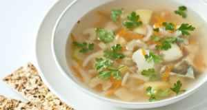 Bistra riblja juha