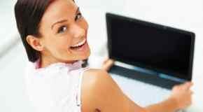 Savjeti za držanje laptopa