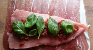 meso sa slaninom