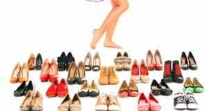 brojni modeli cipela