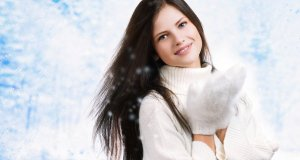 djevojka u bijelom