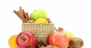 jabuke cimet košarica