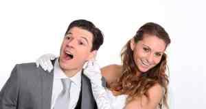 mladenci pred vjenčanje