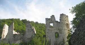 ruševine dvorca