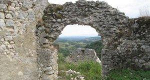ruševine zrina