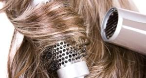 ravnanje kose na četku