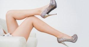 Utjecaj visokih potpetica na zdravlje
