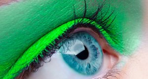 zeleno sjenilo