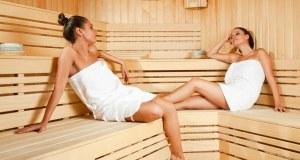 žene u sauni