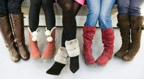 Čizme prema obliku tijela