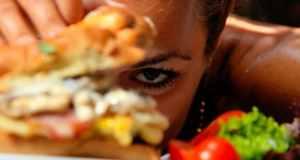 hamburger za gablec