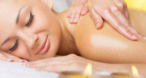 masaža uljem