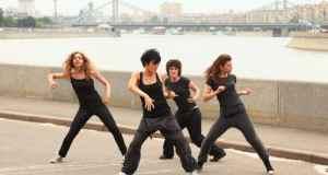 ulični ples