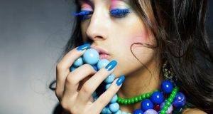 flourescentna šminka