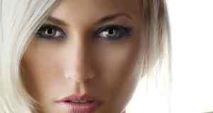 plava boja kose