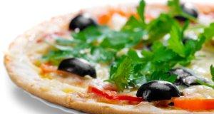 Kako napraviti zdravu pizzu