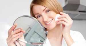 čišcćnje lica