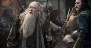 Hobbit: Bitka pet vojski