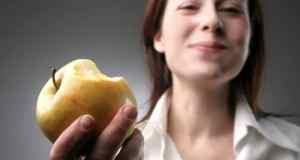 žuta jabuka